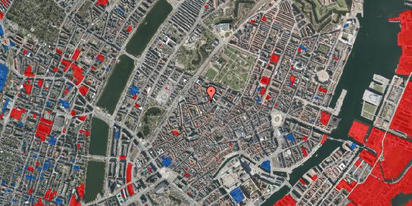 Jordforureningskort på Pustervig 8, 1. , 1126 København K