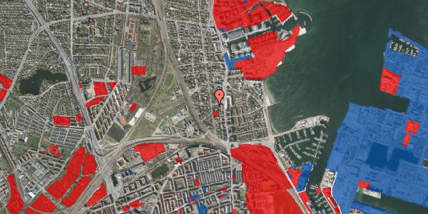Jordforureningskort på Vangehusvej 5, 2100 København Ø