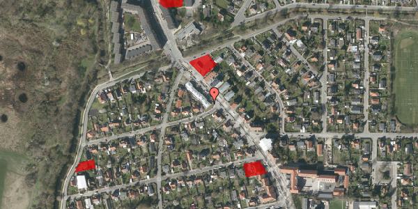 Jordforureningskort på Frederiksborgvej 209A, 2400 København NV