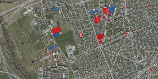 Jordforureningskort på Hf. Dahlia 44, 2650 Hvidovre