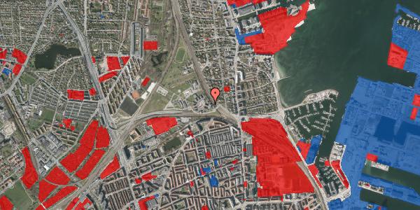 Jordforureningskort på Svanemøllens Kaserne 5, 2. 207, 2100 København Ø