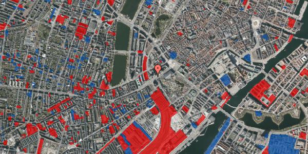 Jordforureningskort på Vesterbrogade 4B, 1620 København V