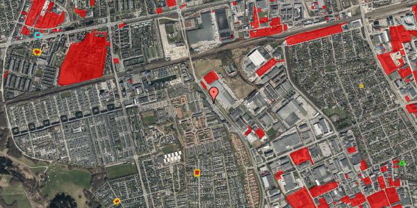 Jordforureningskort på Firkløverparken 20, 2625 Vallensbæk