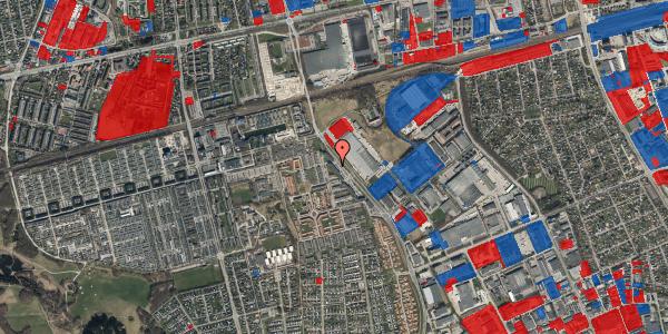 Jordforureningskort på Firkløverparken 28, 2625 Vallensbæk