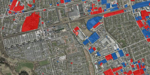 Jordforureningskort på Firkløverparken 30, st. th, 2625 Vallensbæk