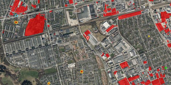 Jordforureningskort på Firkløverparken 30, 3. 34, 2625 Vallensbæk