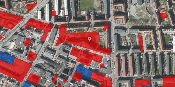 Jordforureningskort på Dortheavej 2V, 2400 København NV