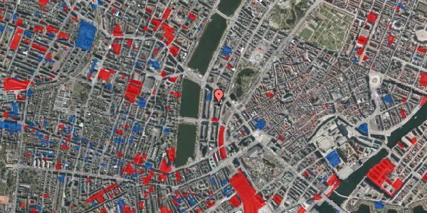 Jordforureningskort på Nyropsgade 13, 1. , 1602 København V