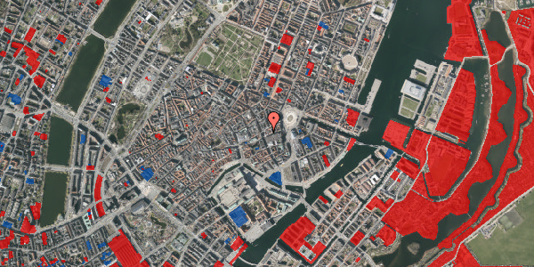 Jordforureningskort på Lille Kongensgade 20A, 1. , 1074 København K