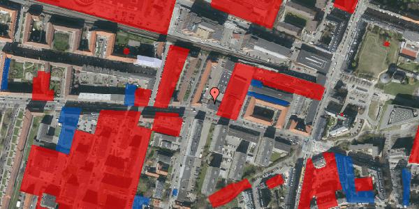 Jordforureningskort på Finsensvej 14B, 2000 Frederiksberg