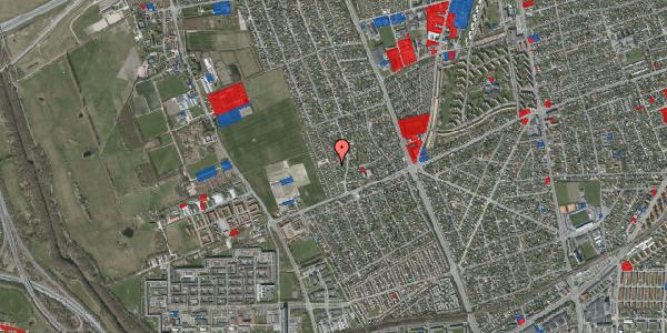 Jordforureningskort på Hf. Dahlia 20, 2650 Hvidovre
