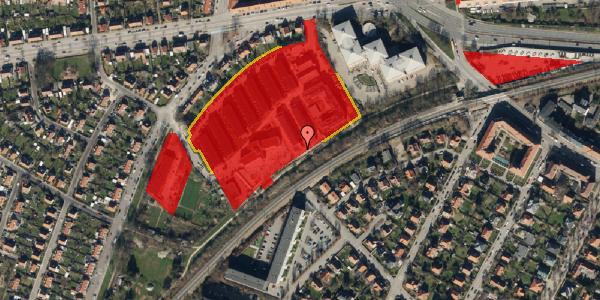 Jordforureningskort på Rabarbervej 106, 2400 København NV