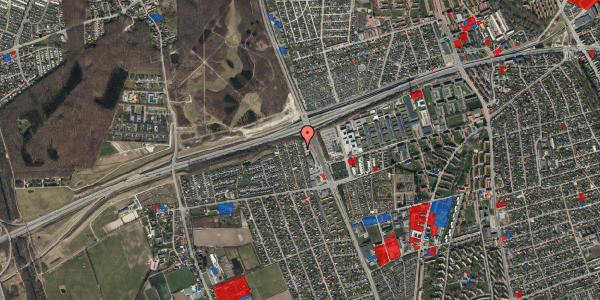 Jordforureningskort på Hf. Kettehøj 112, 2650 Hvidovre