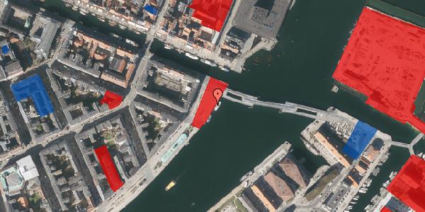 Jordforureningskort på Havnegade 52, 1058 København K