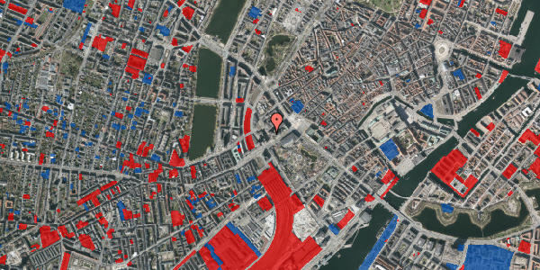 Jordforureningskort på Axeltorv 2M, 1609 København V