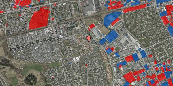 Jordforureningskort på Nellikevænget 11C, 2625 Vallensbæk