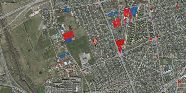 Jordforureningskort på Hf. Dahlia 45, 2650 Hvidovre