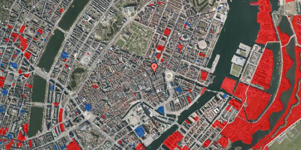 Jordforureningskort på Grønnegade 4, 3. , 1107 København K