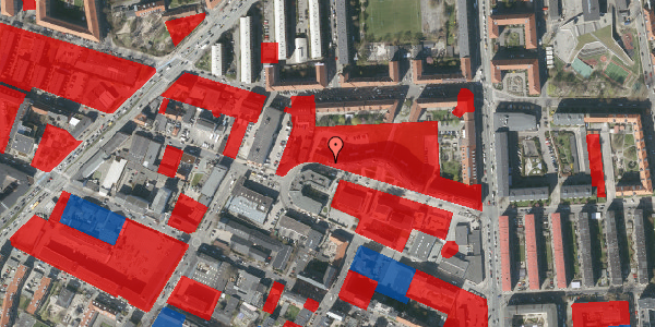 Jordforureningskort på Dortheavej 2G, 2. tv, 2400 København NV
