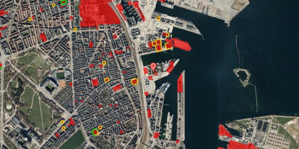 Jordforureningskort på Marmorvej 7F, 2. th, 2100 København Ø