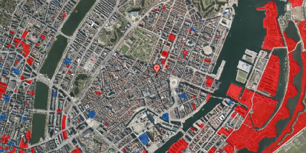 Jordforureningskort på Store Regnegade 2, 1. , 1110 København K