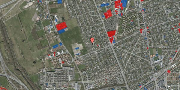 Jordforureningskort på Hf. Dahlia 18, 2650 Hvidovre