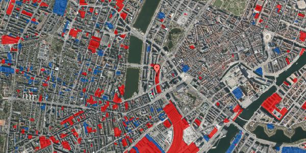 Jordforureningskort på Vester Farimagsgade 17, 3. , 1606 København V