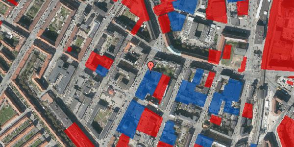 Jordforureningskort på Vibevej 7C, 1. , 2400 København NV