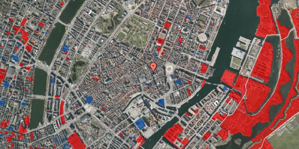 Jordforureningskort på Pilestræde 10A, 1112 København K