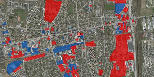 Jordforureningskort på Glostrup Shoppingcenter 71, st. , 2600 Glostrup