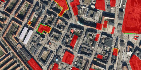 Jordforureningskort på Vibevej 7A, 1. tv, 2400 København NV