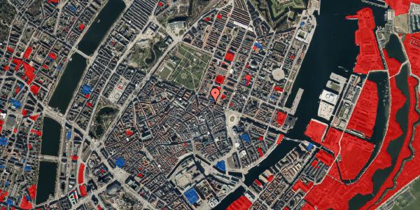 Jordforureningskort på Store Regnegade 26A, 1. th, 1110 København K