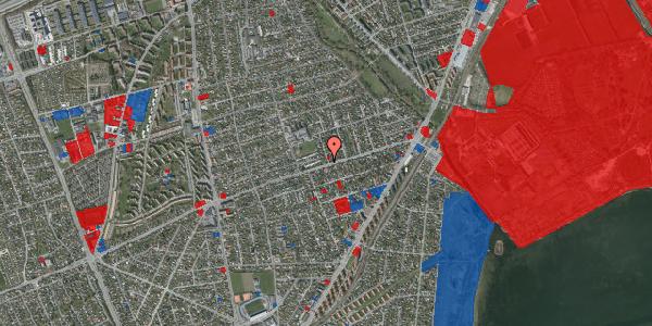 Jordforureningskort på Daglykkevej 1, 2650 Hvidovre