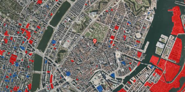 Jordforureningskort på Landemærket 12, 1119 København K