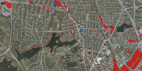 Jordforureningskort på Engblommevej 47A, 2400 København NV