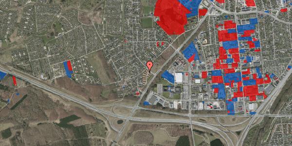 Jordforureningskort på Ejbysvinget 16, 2600 Glostrup