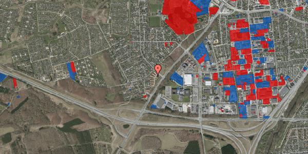 Jordforureningskort på Ejbysvinget 22, 2600 Glostrup