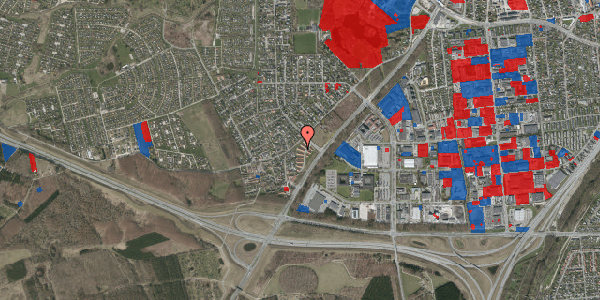 Jordforureningskort på Ejbysvinget 28, 2600 Glostrup