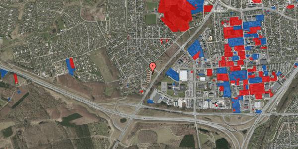 Jordforureningskort på Ejbysvinget 36, 2600 Glostrup