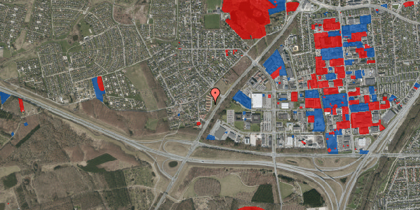 Jordforureningskort på Ejbysvinget 54, 2600 Glostrup