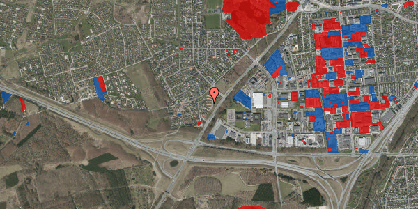Jordforureningskort på Ejbysvinget 58, 2600 Glostrup