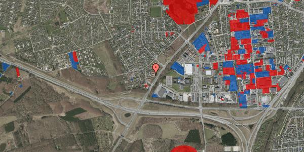 Jordforureningskort på Ejbysvinget 74, 2600 Glostrup