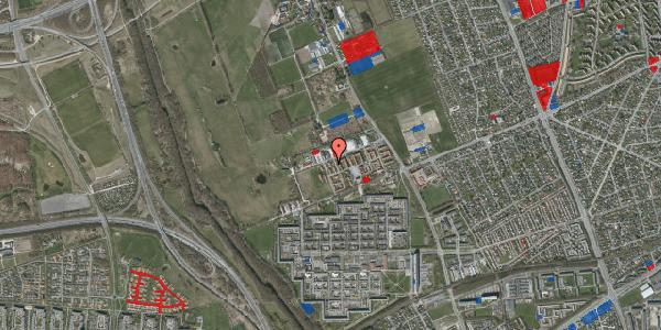 Jordforureningskort på Konstabelgade 11C, st. , 2650 Hvidovre