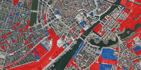 Jordforureningskort på Anker Heegaards Gade 7, 1. , 1572 København V