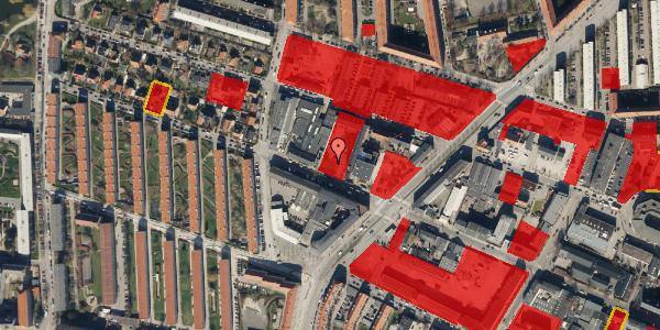Jordforureningskort på Rentemestervej 78E, 3. th, 2400 København NV