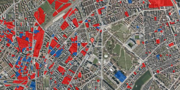 Jordforureningskort på Sifs Plads 3, 2100 København Ø