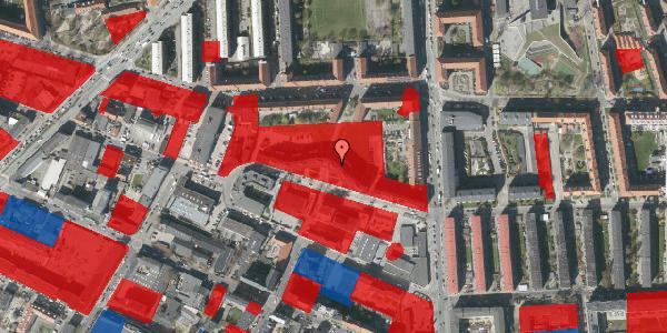 Jordforureningskort på Dortheavej 2C, 4. th, 2400 København NV