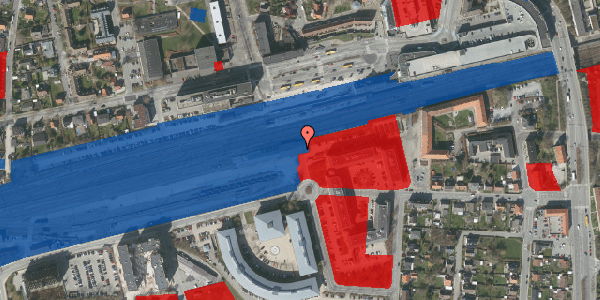 Jordforureningskort på Stationsparken 28, 2600 Glostrup