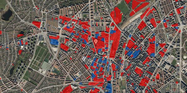 Jordforureningskort på Blytækkervej 9, 3. tv, 2400 København NV