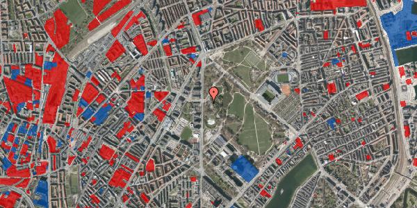 Jordforureningskort på Edel Sauntes Allé 19, 2100 København Ø